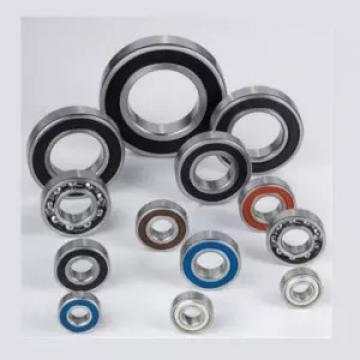 0.313 Inch | 7.95 Millimeter x 0.563 Inch | 14.3 Millimeter x 0.438 Inch | 11.125 Millimeter  IKO BHA57ZOH  Needle Non Thrust Roller Bearings